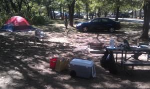 Campsite Sweet Campsite