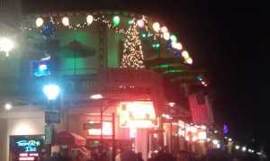 Happy Holidays from Bourbon Street!